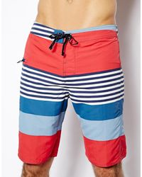 Patagonia Boardshort with Multi Stripe - Lyst