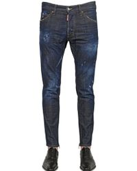 DSquared² 16.5Cm Clean Rockie Wash Cool Guy Jeans - Lyst
