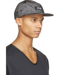 Mostly Heard Rarely Seen - Black Mesh Five_panel Cap - Lyst