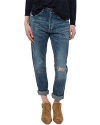 Citizens of Humanity Corey Slouchy Slim Jean - Lyst