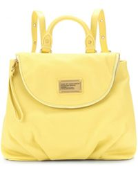Marc By Marc Jacobs Mariska Leather Backpack - Lyst