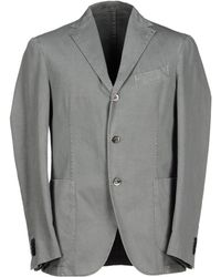 Boglioli - Tailored Cotton Blazer  - Lyst