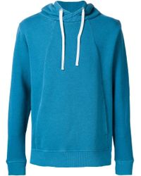 Outerknown - Hooded Sweater - Lyst