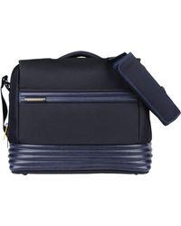 Mandarina Duck Blue Work Bags - Lyst