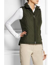 Ariat - Terrace Quilted Shell Gilet - Lyst
