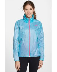 The North Face 'Flyweight' Lined Jacket blue - Lyst