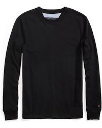 Tommy Hilfiger Classic Long-Sleeve Tee - Lyst