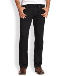 True Religion Ricky Straight-Leg Jeans blue - Lyst