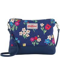Cath Kidston - Paradise Bunch Small Cross Body Bag - Lyst