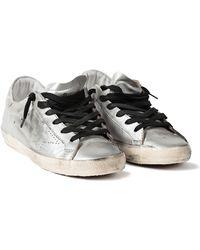 Golden Goose Deluxe Brand Superstar Sneakers - Lyst