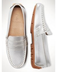 Ralph Lauren Telly Penny Loafer - Lyst
