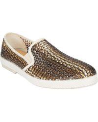 Rivieras 'Lord Oros' Slip-On Sneakers - Lyst