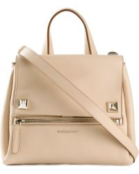 Givenchy Medium 'Pandora' Shoulder Bag pink - Lyst