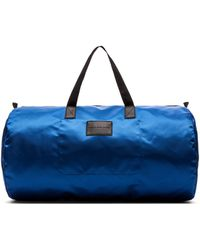 Marc By Marc Jacobs Blue Large Duffle - Lyst