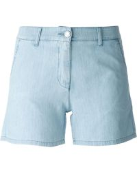Ermanno Scervino Tailored Shorts - Lyst