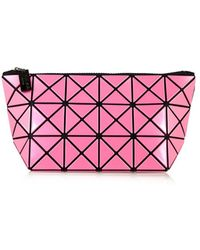 Bao Bao Issey Miyake - Lucent Prism Pouch - Lyst