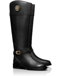 Tory Burch Teresa Riding Boot - Lyst
