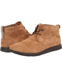 Ugg Brown Freamon - Lyst