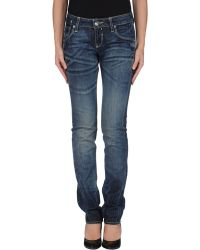 Miss Sixty Skinny Denim Pants - Lyst