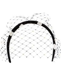 Piers Atkinson - Net Headband - Lyst