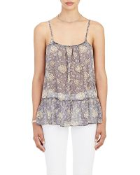 Banjanan - Hand-blocked Claudia Top - Lyst