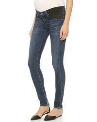 Citizens Of Humanity Avedon Skinny Maternity Jeans - Lyst