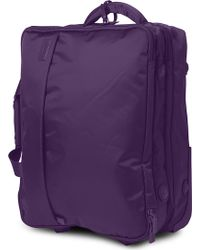 Lipault - Foldable Two-Wheel Cabin Suitcase With Garment Bag 50Cm - Lyst