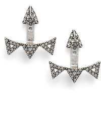 House of Harlow 1960 - 1960 Pave Ear Jackets - Lyst