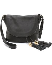 See By Chloé Vicki Messenger Bag - Black - Lyst
