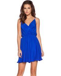 Amanda Uprichard Chelsea Dress - Lyst