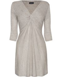 James Lakeland Twist Knot Tunic - Lyst