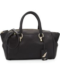 Diane Von Furstenberg Sutra Small Leather Duffle Bag - Lyst