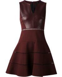 Tibi Flirt Dress - Lyst