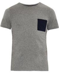 Chinti & Parker Cotton-Jersey T-Shirt - Lyst