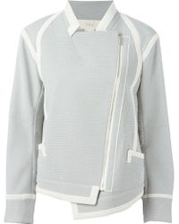O'2nd Merzouga Cotton-Blend Jacket - Lyst