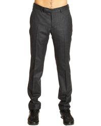 Z Zegna Fondo 19 Cm Slim Fit in Tropical Stretch Wool Gr240 - Lyst