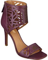 Nine West Karabee Ankle Strap Heels - Lyst