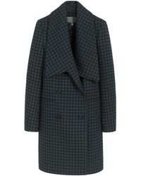 Mulberry Green Gracie Coat - Lyst