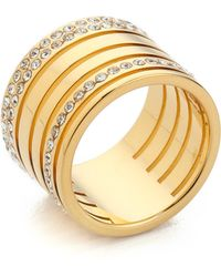 Vita Fede - Pila Band Ring - Gold - Lyst