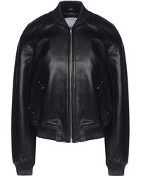 Surface To Air Leather Outerwear - Lyst