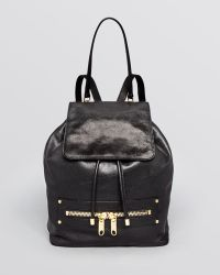 Milly Backpack - Riley Flap - Lyst