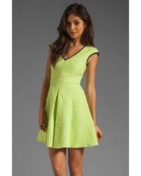 Nanette Lepore Moonwalk Dress - Lyst