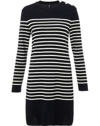 Saint James Maree Striped Dress - Lyst