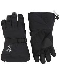 Arc'teryx - Lithic Primaloft & Gore-tex Ski Gloves - Lyst