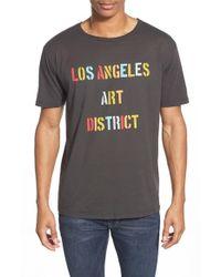 Project Social T | Arts District Graphic-Print T-Shirt | Lyst