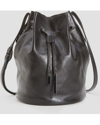 Halston Heritage Shoulder Bag - Bucket - Lyst
