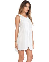 Cp Shades Lindsay Tunic Dress - Lyst