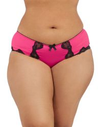 Marie Meili - Morning Cup O' Glow Undies In Plus Size - Lyst