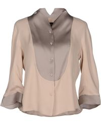 Emporio Armani Shirt - Lyst