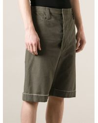 Lost & Found - Long Length Shorts - Lyst